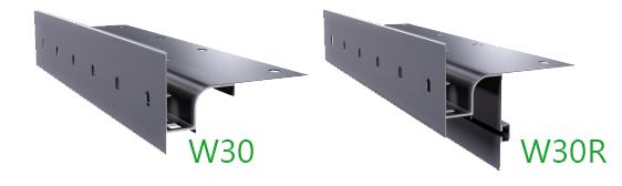 Traufenprofile W30