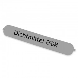 EPDM Membrandichtmittel 600 ml 1 Stk. (Darm)