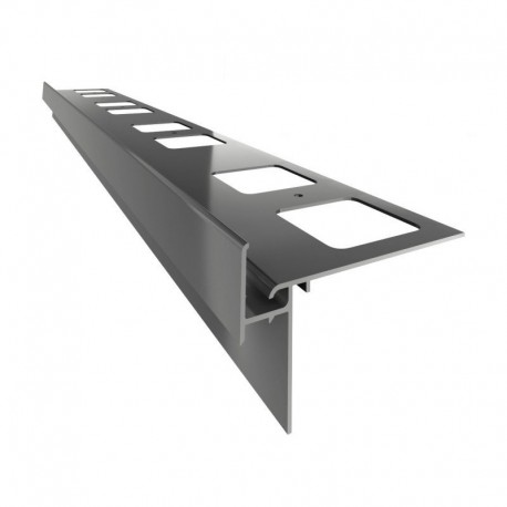 Balkonprofile - Traufenprofile K35